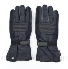 Kmar Marechaussee en universeel Goretex BMW Motor handschoenen zomer - maat 10 / 10,5 cm - NIEUW - origineel