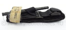 KL Landmacht en US Army tourniquet zwart - 2012 - afmeting 17 x 4 cm - origineel