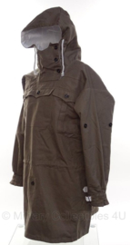 Gebirgsjäger Windjacke Anorak wendbaar omkeerbaar - Small of Medium