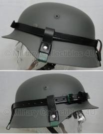 Helm voertuig riem / M35 M40 of M42 Duitse helm koppel draagstel