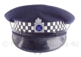 "Britse Police pet ""lincolNshire constabulary"" - maat 59 - Origineel"