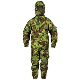 Britse leger Suit Chemical Protective NBC No.1 MK4 DPM set Smock en broek - nieuw in verpakking - size 180/ 104 - origineel