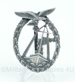 Luftwaffe Seekampgabfabzeichen