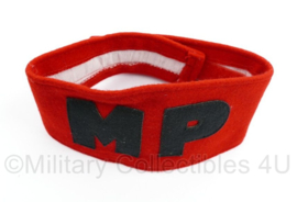 Britse MP Military Police armband - lijkt op Wo2 model - 48 x 9 cm - origineel