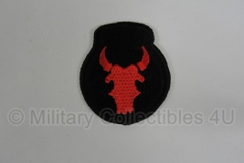 WWII US 34th Infantry Division patch