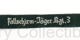 Cufftitle Fallschirm-Jäger Regiment 3 Fallschirmjäger