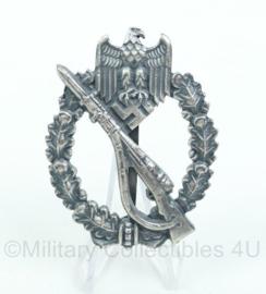 Infanterie sturmabzeichen in Silber - extra kwaliteit