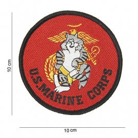 US Marine Corps patch - 10 cm. diameter