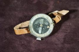 Armkompas - WO2 piloten model - origineel