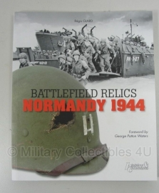 Boek Normandy 1944 - Battlefield Relics