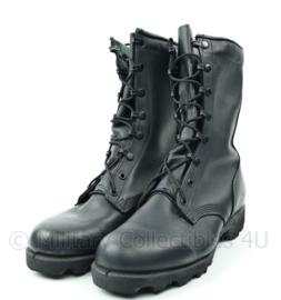 US Army Altama legerkisten full leather - size 7 wide = 38 - ongedragen - origineel