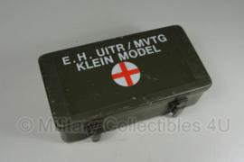 KL Nederlandse leger verband kist  - origineel