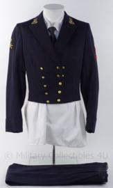 "KM Koninklijk Marine gala uniform jasje en broek 1963 rang ""Matroos der 1ste klasse"" - maat 47 - origineel"