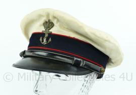 Platte pet vroeg model van het Korps Mariniers 1962 - maat 56 - Origineel