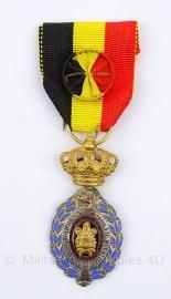 Belgische ereteken van de arbeid 1e klasse medaille - Origineel