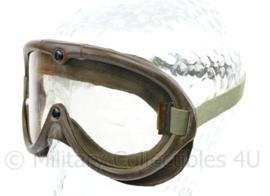 Nederlandse leger MVO stofbril Army Goggle Type 77 51 KL 53 stofbril - origineel