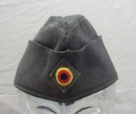 Bundeswehr schuitje GRIJS - maat 56 - origineel