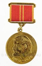 Russische Lenin medaille 1870/1970 - origineel