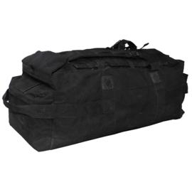 British Army Deployment bag - zwart - rugzak en sporttas in 1 - origineel