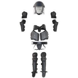 10 sets Complete beschermende uitrusting MET helm -  9 delig! -  origineel