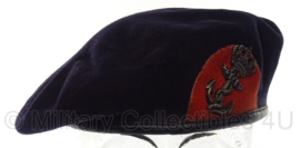 Korps Mariniers baret - maat 56 - origineel