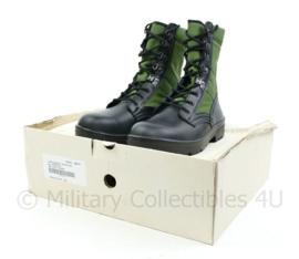 Nederlands leger Jungle gevechtslaarzen - nieuw in doos - maat 260M = 41m- origineel