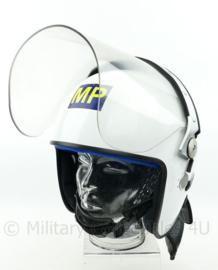Britse MP Military Police Helmet Argus APH - maat 2 = 56/57 - origineel