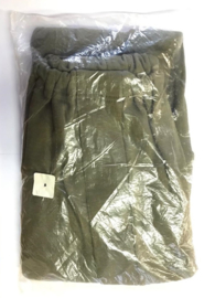 KL Nederlandse leger onderbroek kort - groen - nieuw in verpakking - maat 5 = Large - origineel
