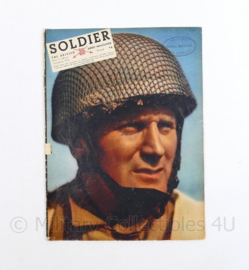 The British Army Magazine Soldier Vol 7 No 11 January 1952 -  Afkomstig uit de Nederlandse MVO bibliotheek - 30 x 22 cm - origineel