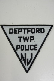 Deptford TWP Police NJ  patch  - origineel