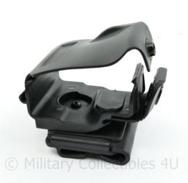 Kmar en universeel Glock 17 holster voor pistool met laser of lamp - 8 x 6 x 5 cm - NIEUW - origineel