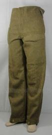 Britse battledress P37 trouser - allerbeste kwaliteit - size 38
