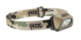 Nederlandse leger Petzl Tactikka+ Hoofdlamp Camouflage 350 lumen - NIEUW - origineel