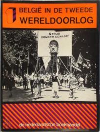 Boek België in de Tweede Wereldoorlog: Louyet, P. De verloren vrede, 1918-1939