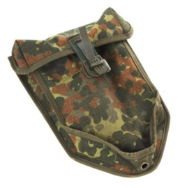 Bundeswehr flecktarn klapschep hoes schephoes (zonder schep) - origineel