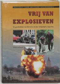 Boek - Vrij Van Explosieven - e geschiedenis van het EOCKL en zijn voorgangers, 1944-2004 - origineel