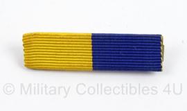 KL Landmacht medaille balkje van 1 medaille - afmeting 4 x 1 cm - origineel