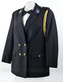 Nederlandse politie dames ceremonieel tenue met nestelkoord - maat 44 - zo goed als nieuw - origineel