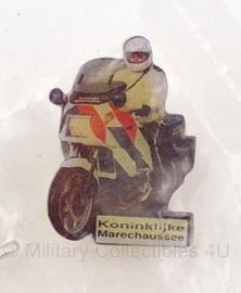 KMAR Koninklijke Marechaussee speld - nieuw in verpakking - 2 x 2,5 cm - origineel