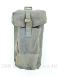 RAF Royal British Air Force basic pouch grijs Webbing - 1952 - 24x10x6 cm - origineel