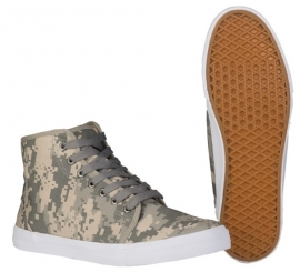 Army Sneakers met ACU camo print