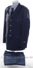 KLU Luchtmacht DT uniform SET Luitenant-Generaal - maat 56 - origineel