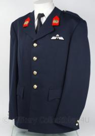 KL Landmacht GLT uniformjas met zeldzame embroidered wing - maat XXL - origineel
