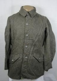 Zweedse wollen uniform jas  met SCHUINE zakken - meerdere maten - WO1 Duits model - origineel