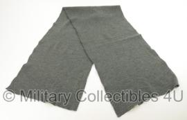 Wollen das /  sjaal - grijs egaal - origineel leger