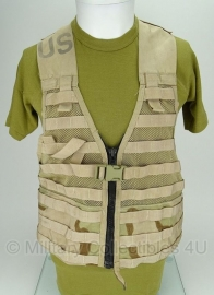 US ARMY Molle II Desert camo  fighting load carrier vest - origineel