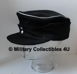 M43 pet Heer of SS zwart - officieren - maat 56