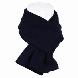 Warme sjaal 100% acryl - 150 x 30 cm - groen of blauw