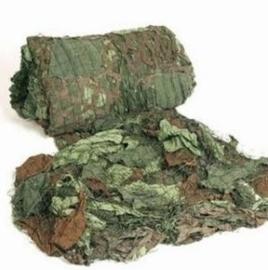 Camonet 4,5 x 4,5 meter - met katoenen camouflage - origineel