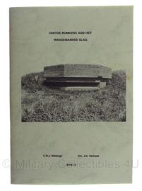 Boekje Duitse bunkers aan het Wassenaarse slag WVN 13